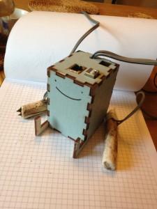 version1 of the tweetymeter.